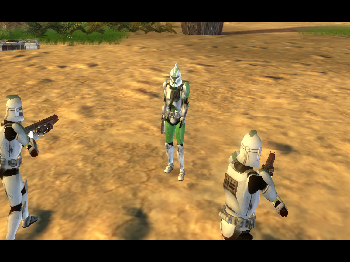 Commander Gree image - Star Wars - Clone Wars mod for Star