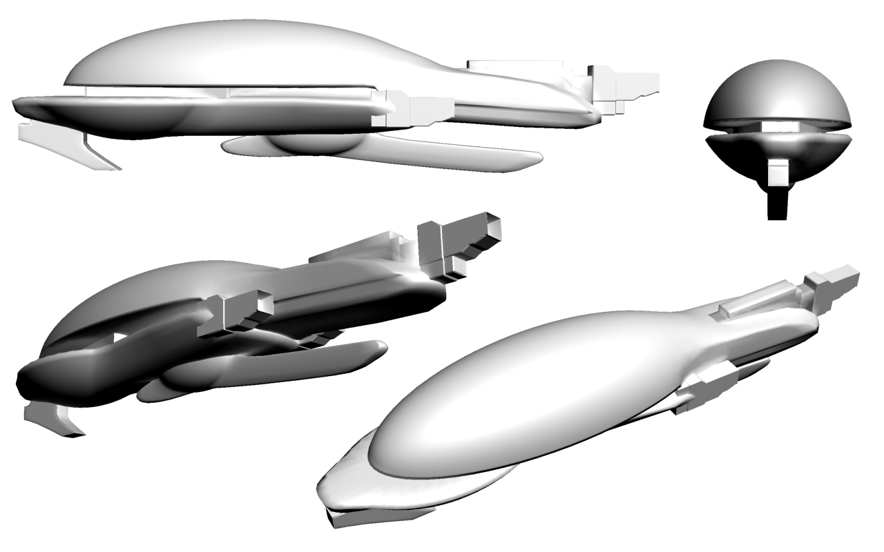 Covenant Ship Design Image Halo Fleet Command Mod For