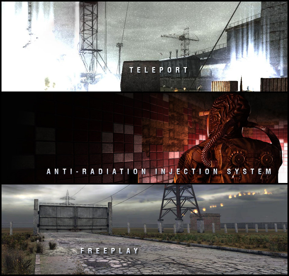 STALKER Complete 2009 (2012) mod for S T A L K E R  Shadow