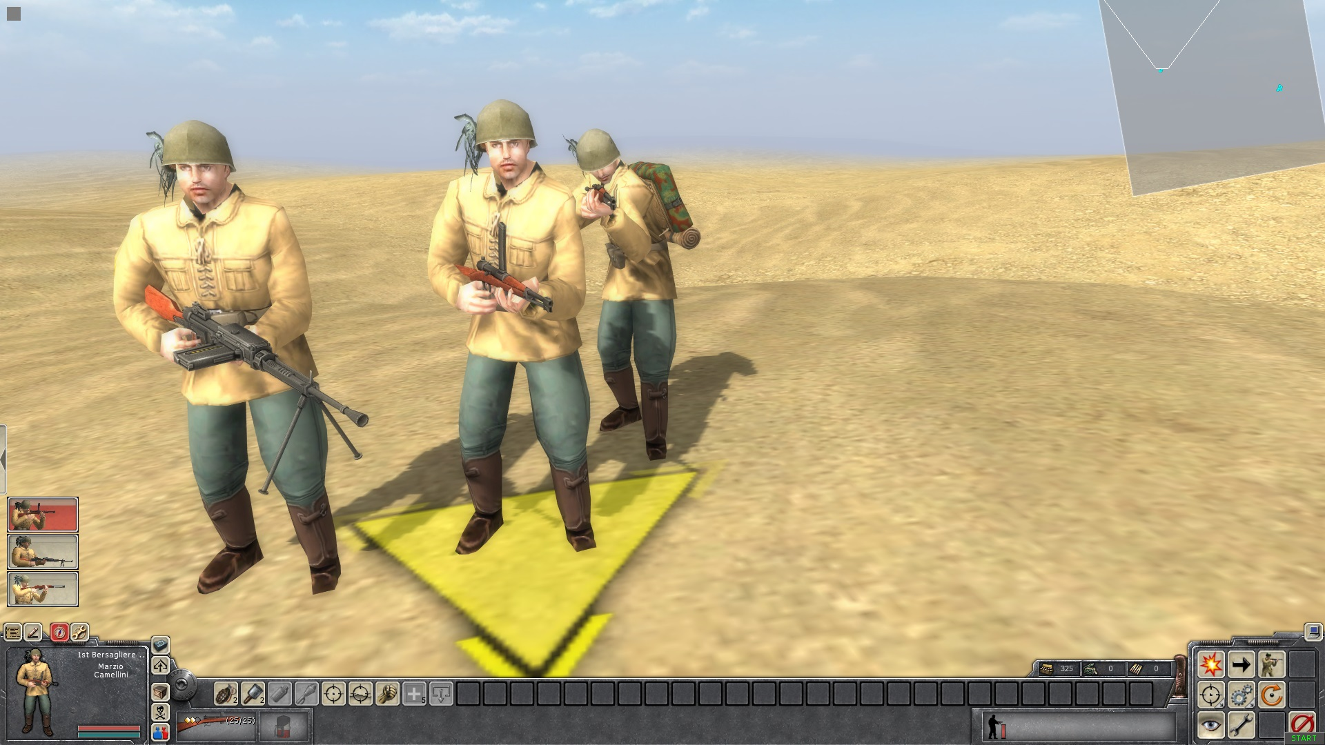 Soviet troops - infantry pack image - dynamic campaign generator (dcg) mod for men of war