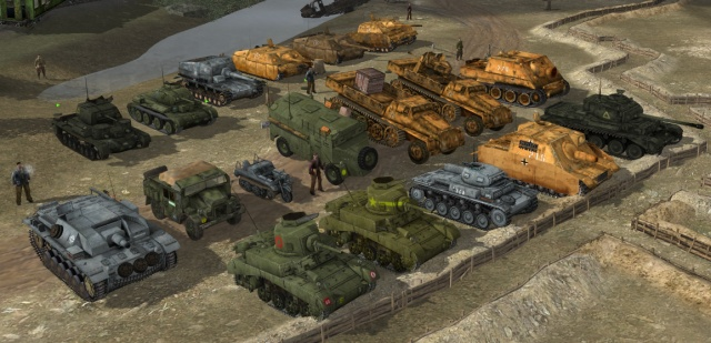Images - dynamic campaign generator (dcg): assault squad mod for men of war: assault squad