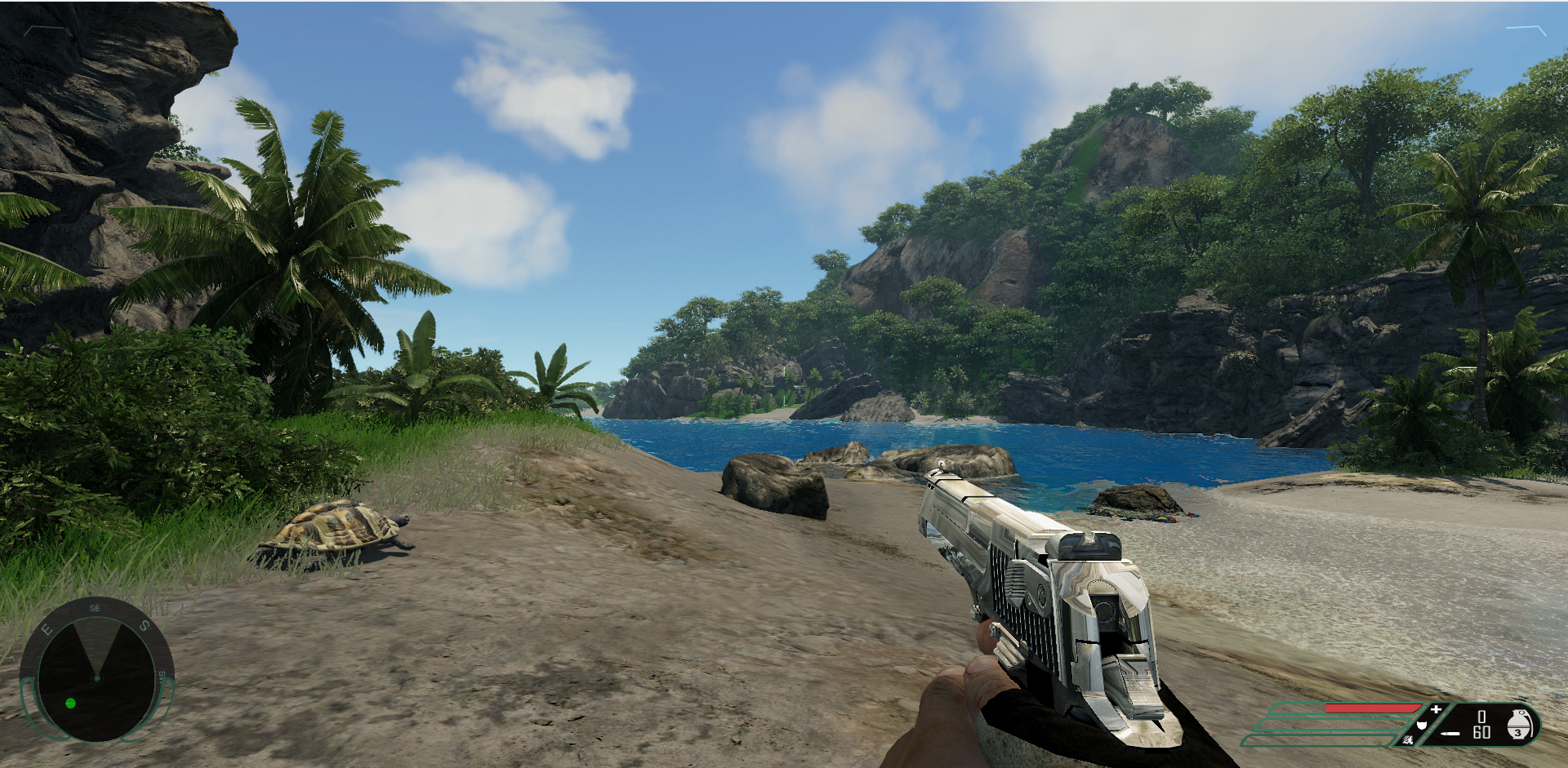 Desert Eagle Image Project Far Cry Mod For Crysis Mod Db