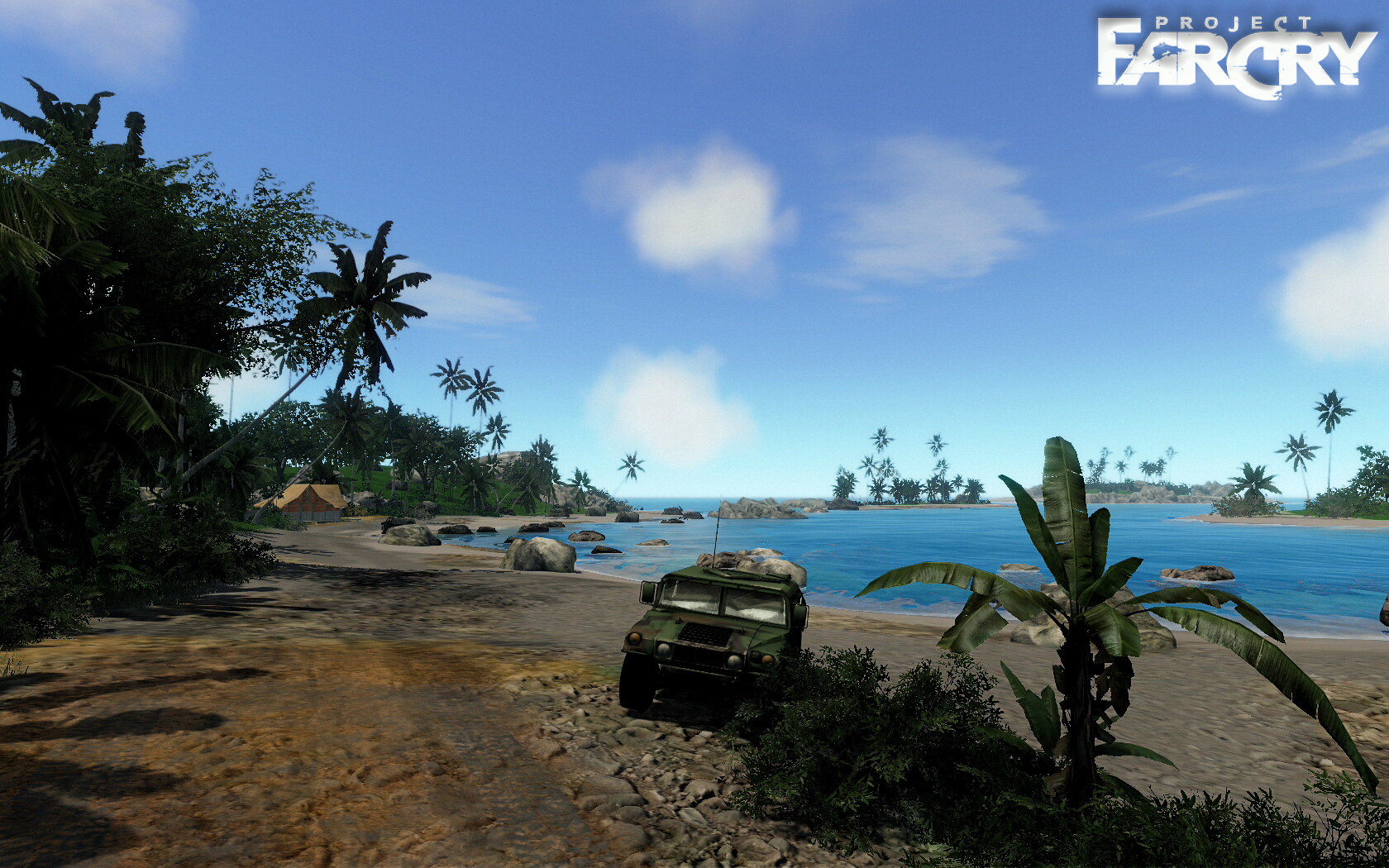 Wallpaper Image Project Far Cry Mod For Crysis Mod Db