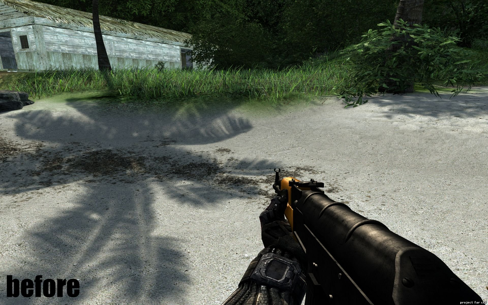 Ak47 Before And After Image Project Far Cry Mod For Crysis Mod Db