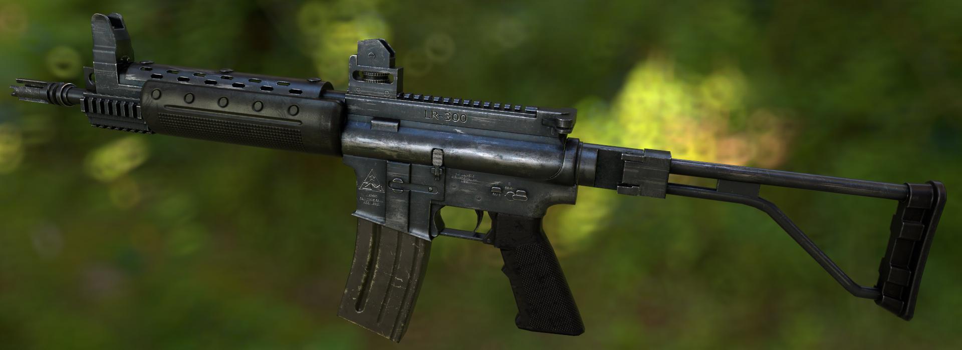 LR300 models image - L.U.R.K. mod for S.T.A.L.K.E.R