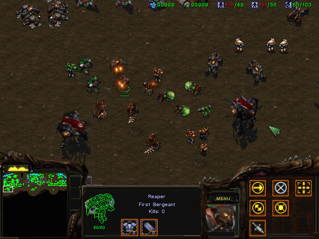 Starcraft 2 New Units Mod