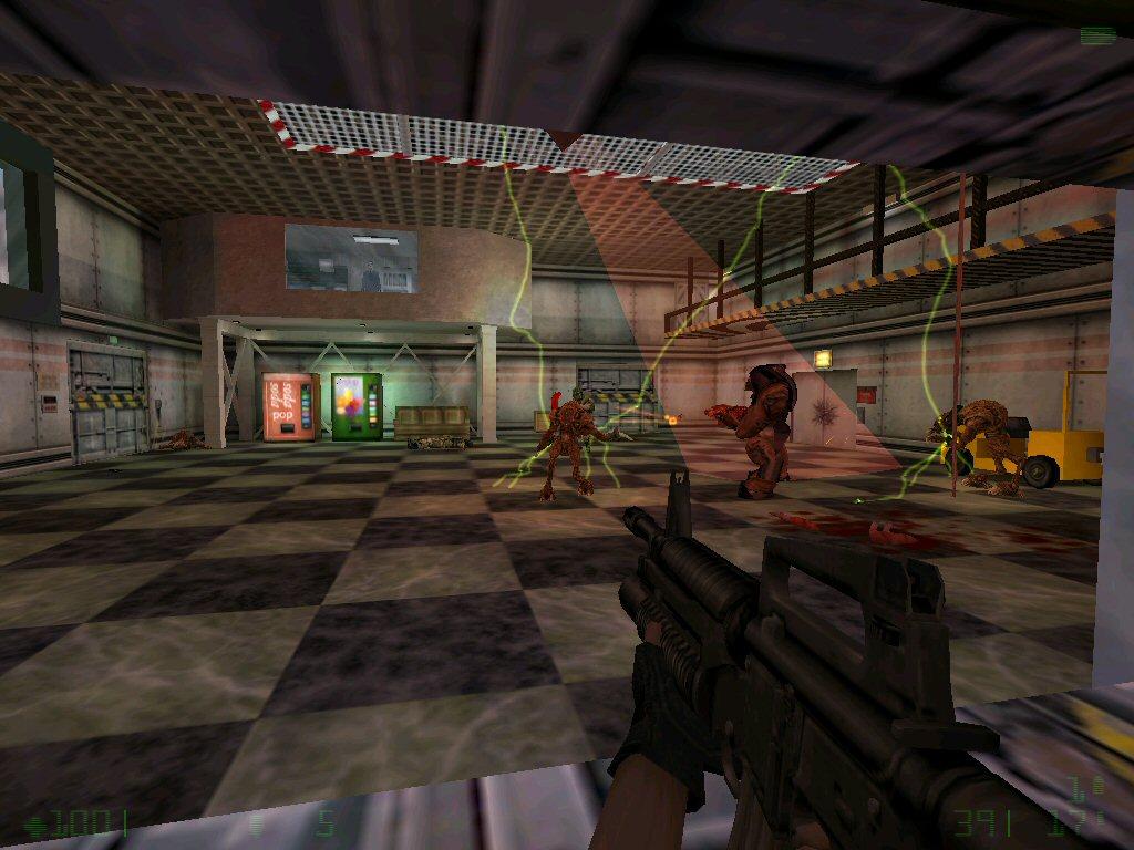 ~حصريـا~ تحميل الاصدار Opposing Force للعبة الشهيرة Half-Life  Op4f50004