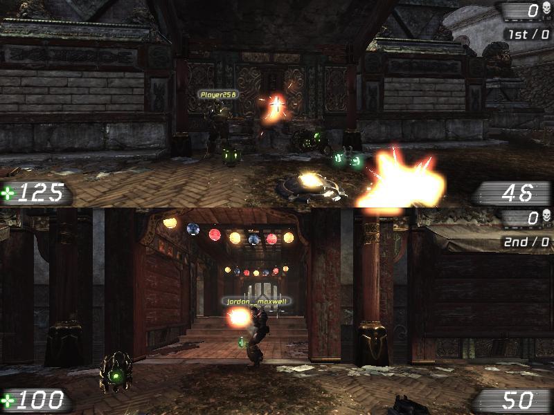 Unreal Tournament 3 Splitscreen PC mod - Mod DB
