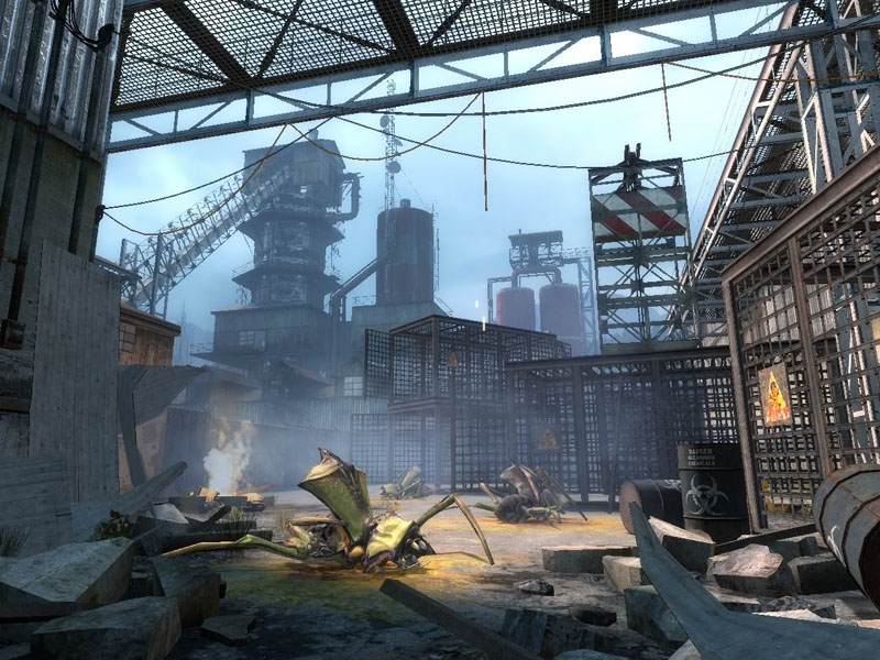 Research and Development mod for Half-Life 2: Episode Two