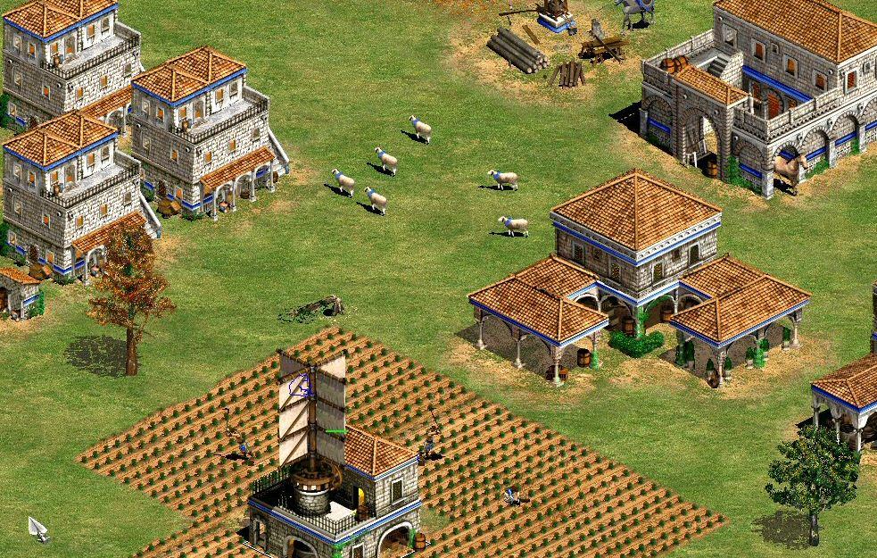 Age of Empires screenshots