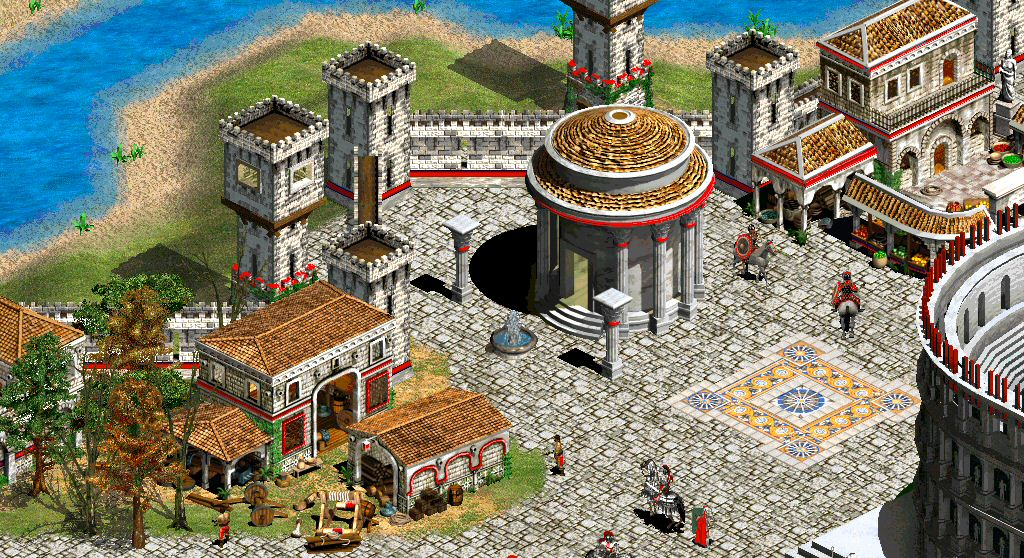 Age of Empires III: War of the Triple Alliance - Gamma 1.0 - Age ...