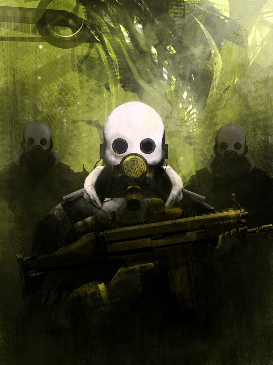 quarantine  project 8 mod for half-life 2