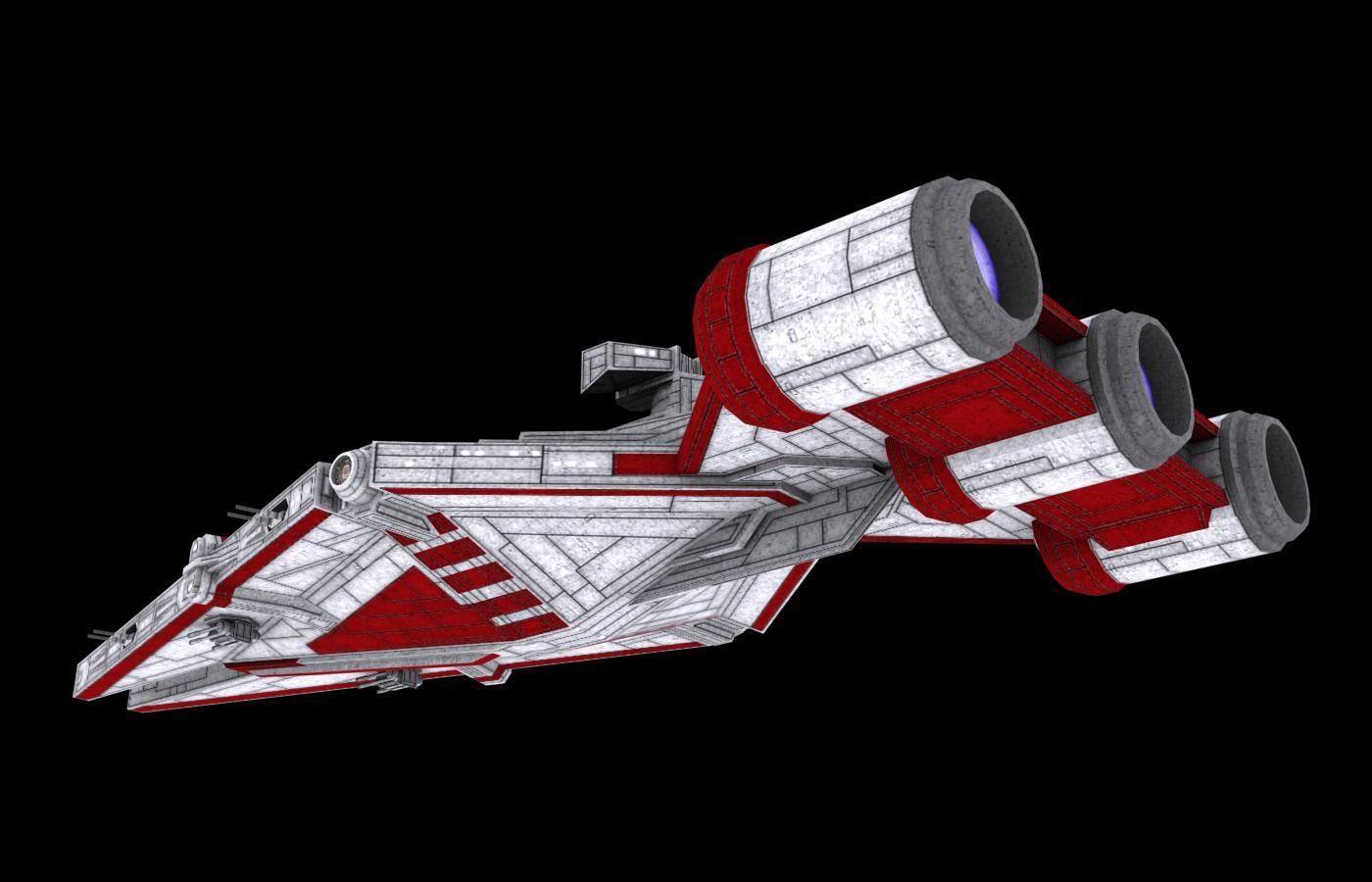 Arquitens Class Light Cruiser Image Tides Of War The Clone Wars