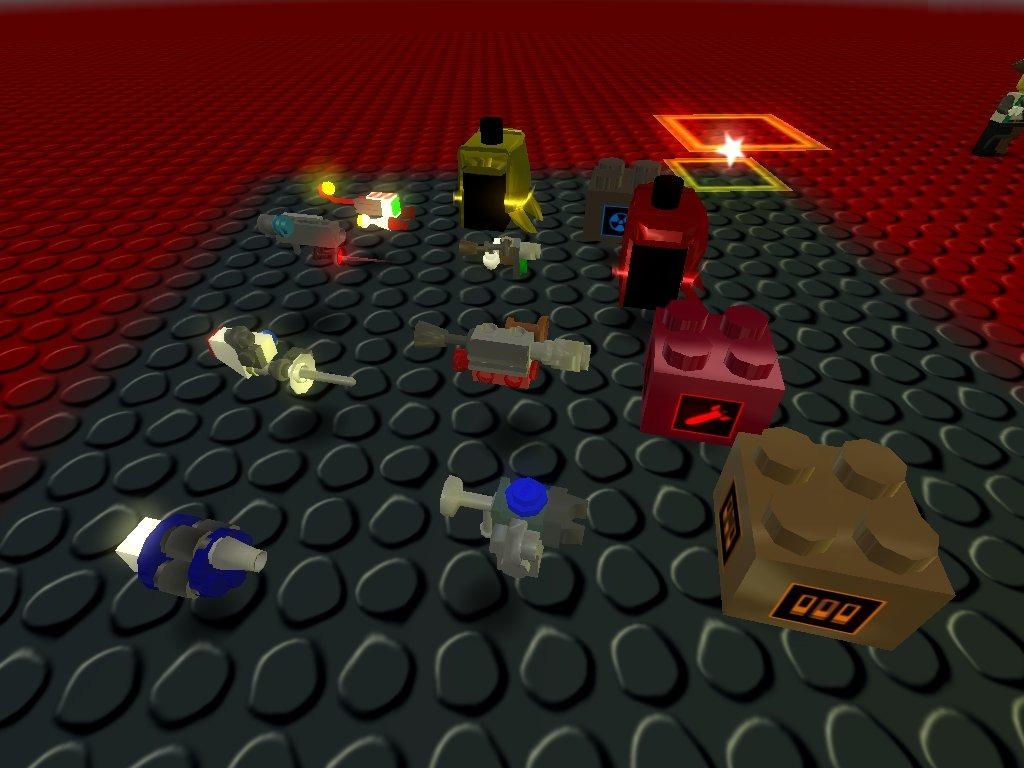 lego challenge image - ya3dag mod for quake 2