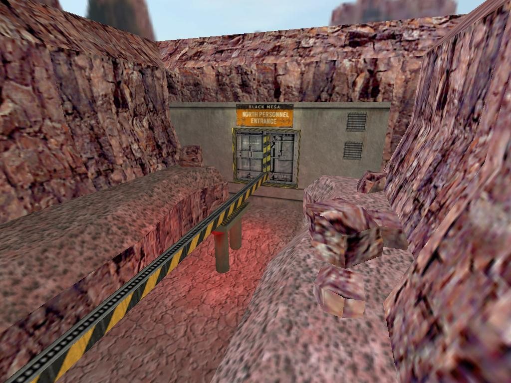 how to add multiplayer to black mesa