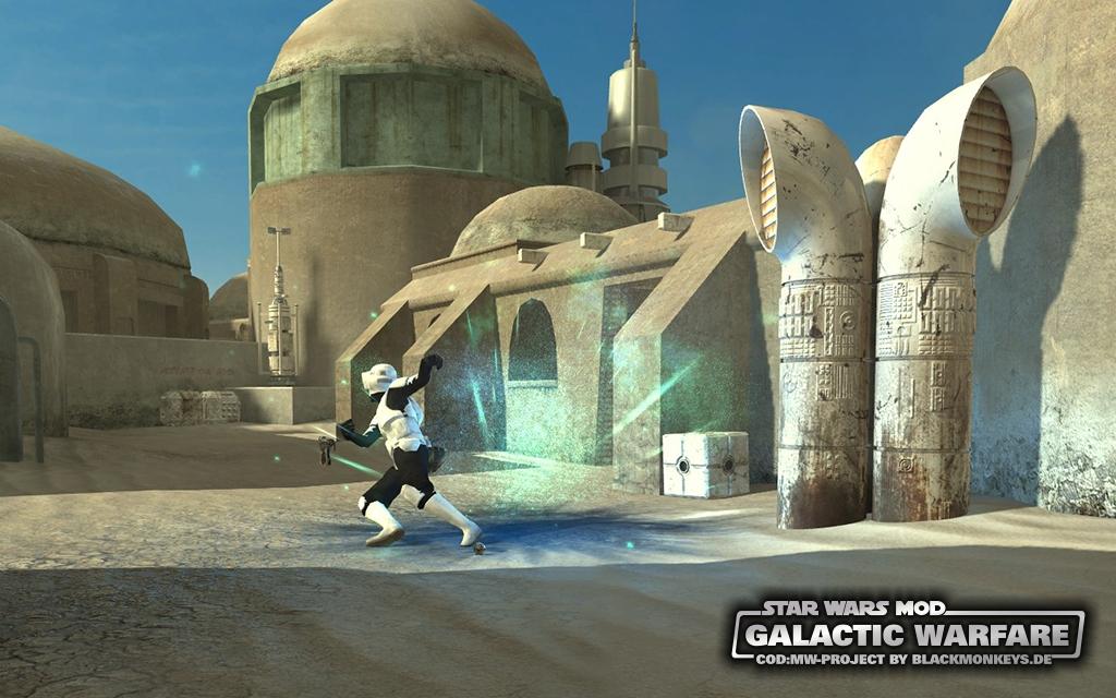 Star Wars Mod: Galactic Warfare - Mod DB