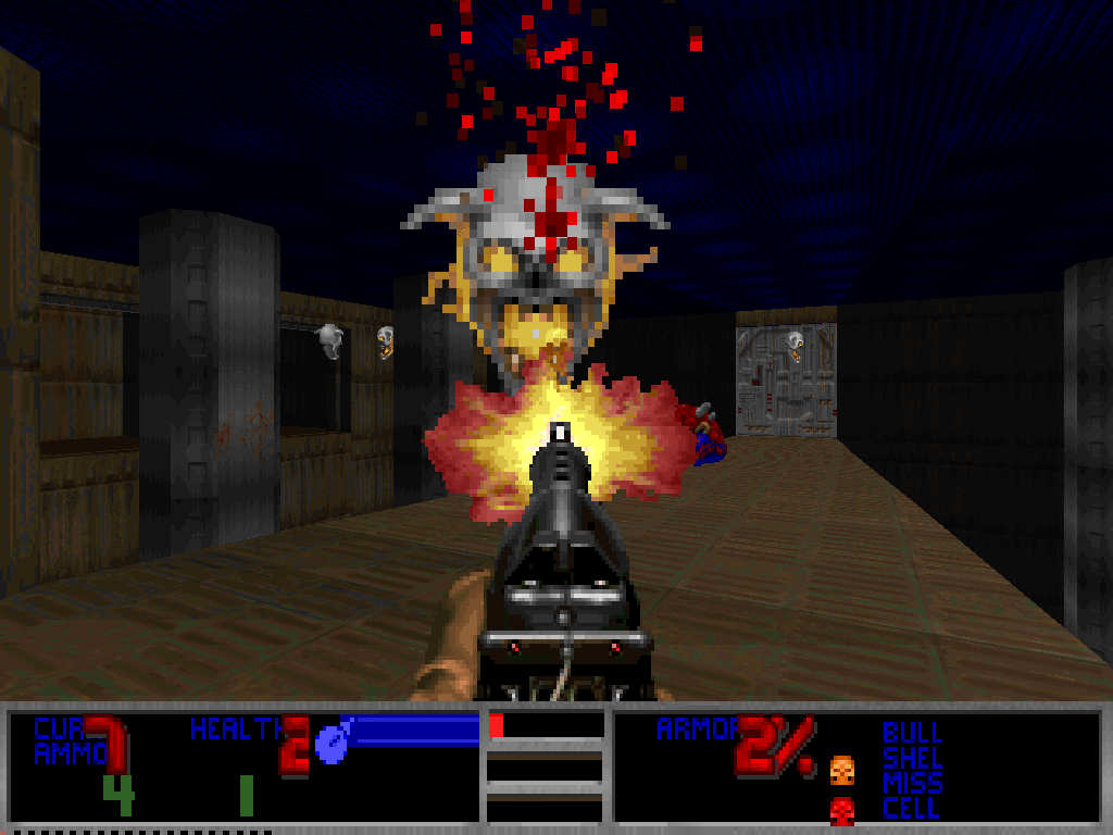 Screenshot Doom 20190615 181041 image - Mod DB