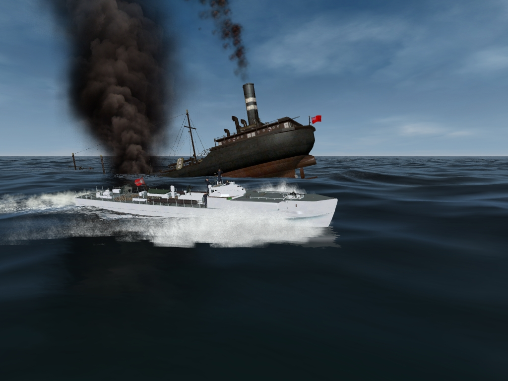 Iabl Tanker S38b Class Image Schnellboot Mod 2 For
