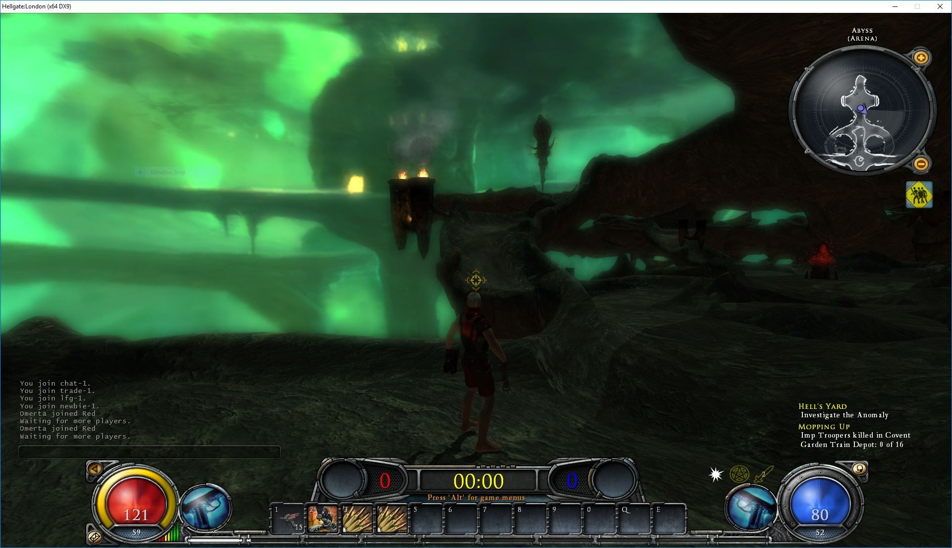 Abyss Image Hellgate Revival London 2038 Mod For Hellgate London