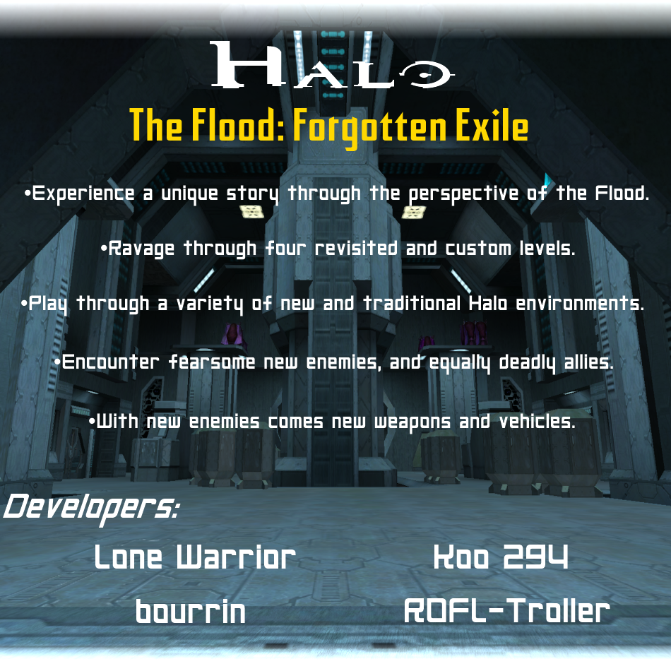 The Flood: Forgotten Exile mod for Halo: Combat Evolved - Mod DB