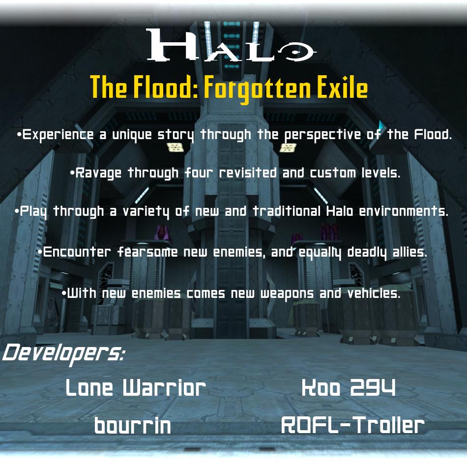 Halo Combat Evolved Flood Halo Combat Evolved Mod   Tbd