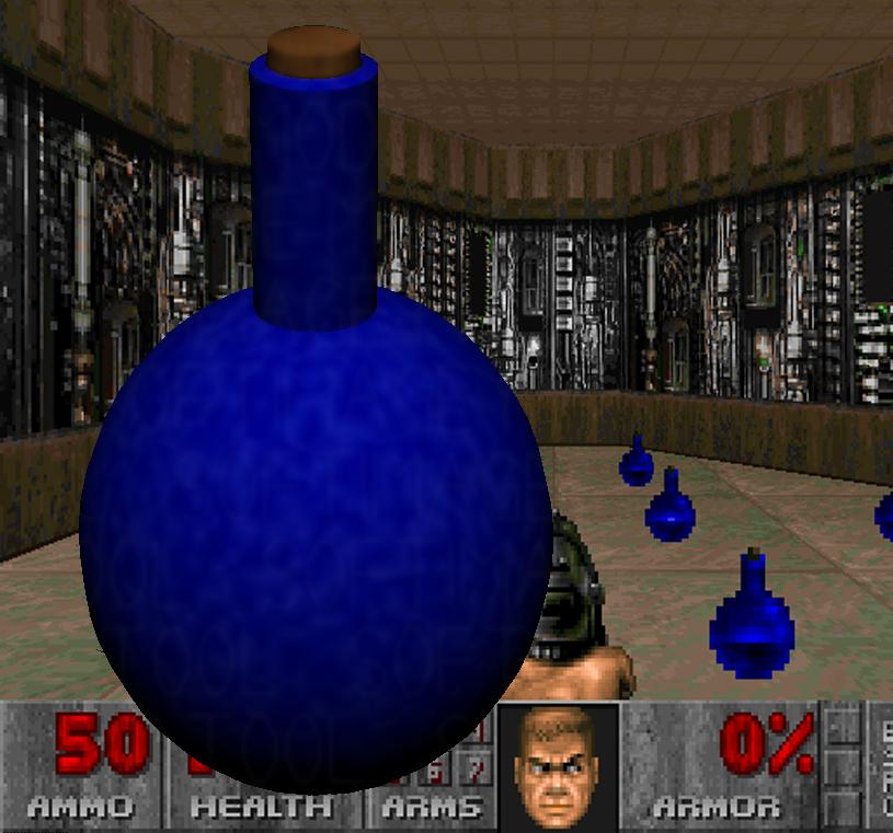 Health Vial image - Doom: Source mod for Half-Life 2 - Mod DB