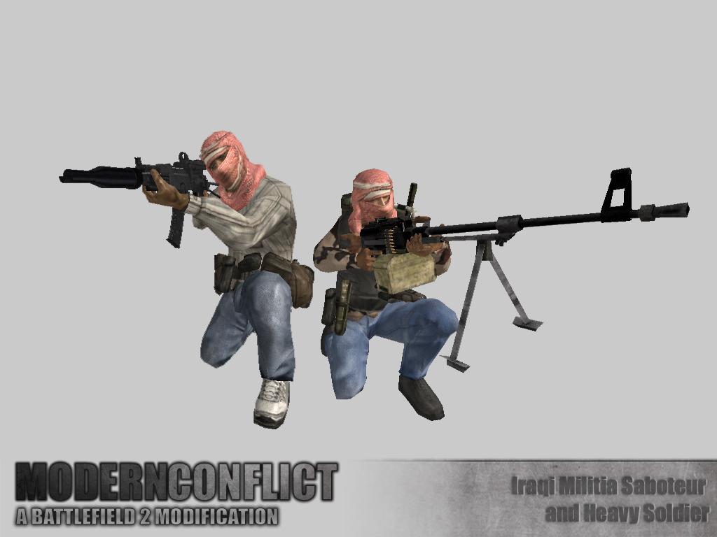 Modern Militia