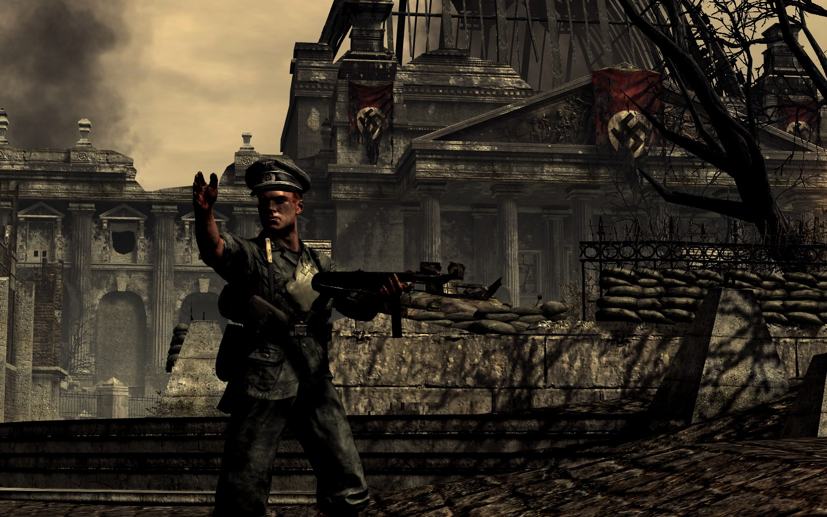 German officer image brothers realism mod for call of duty world add media report rss german officer view original thecheapjerseys Choice Image