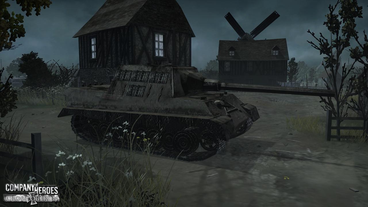 Jagdtiger Image Cross Of Iron Mod For Company Of Heroes Mod Db
