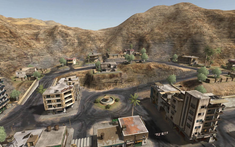 mapa strike at karkand bf2