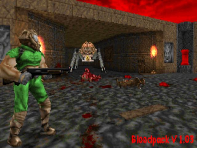 BloodPack mod for Doom II - Mod DB