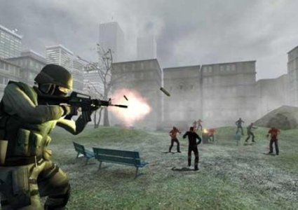 Zombie Riot Mod For Counter Strike Source Mod Db
