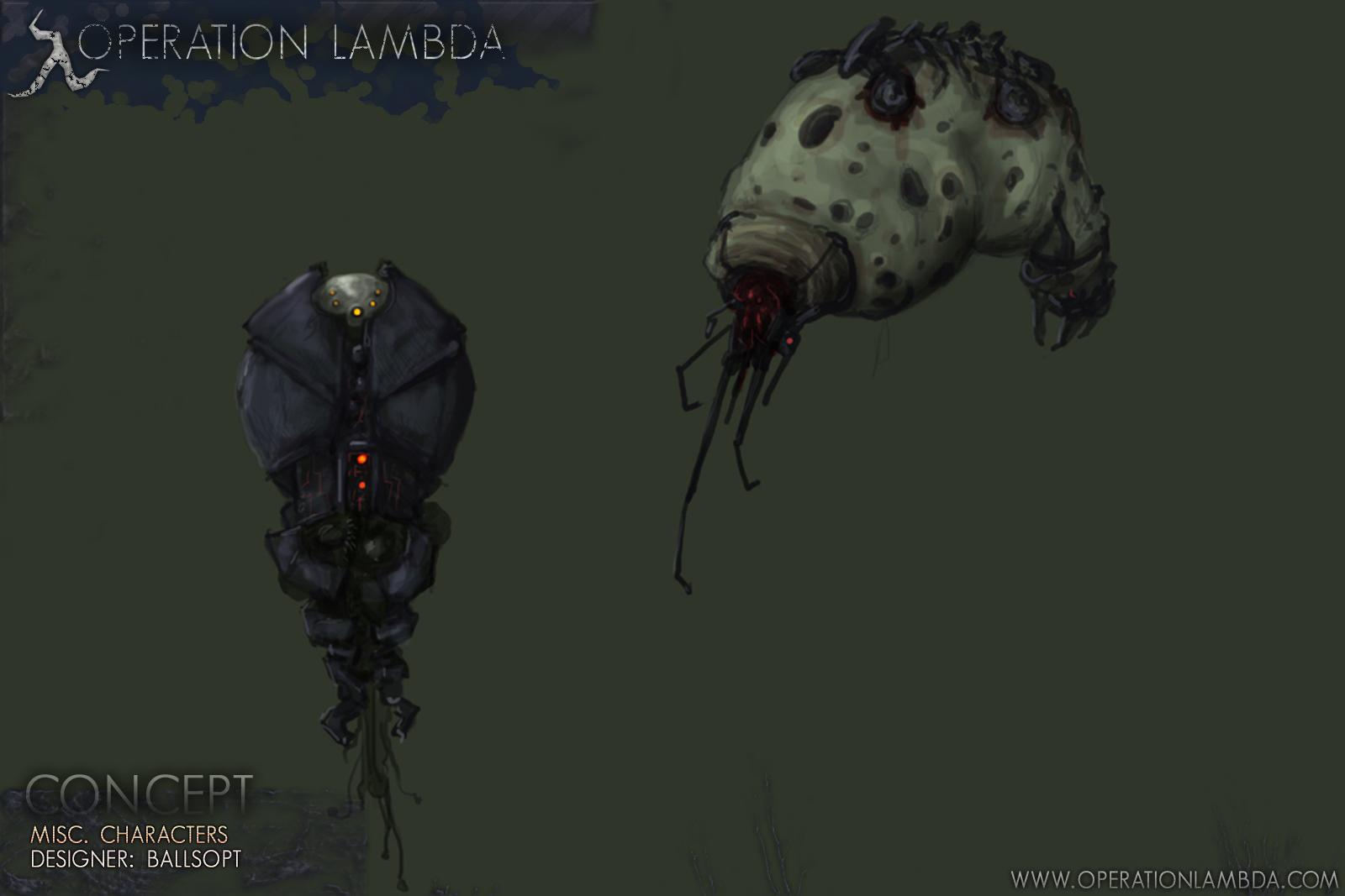 Concept Art Ballsopt Image Operation Lambda Mod For Half Life 2 Mod Db