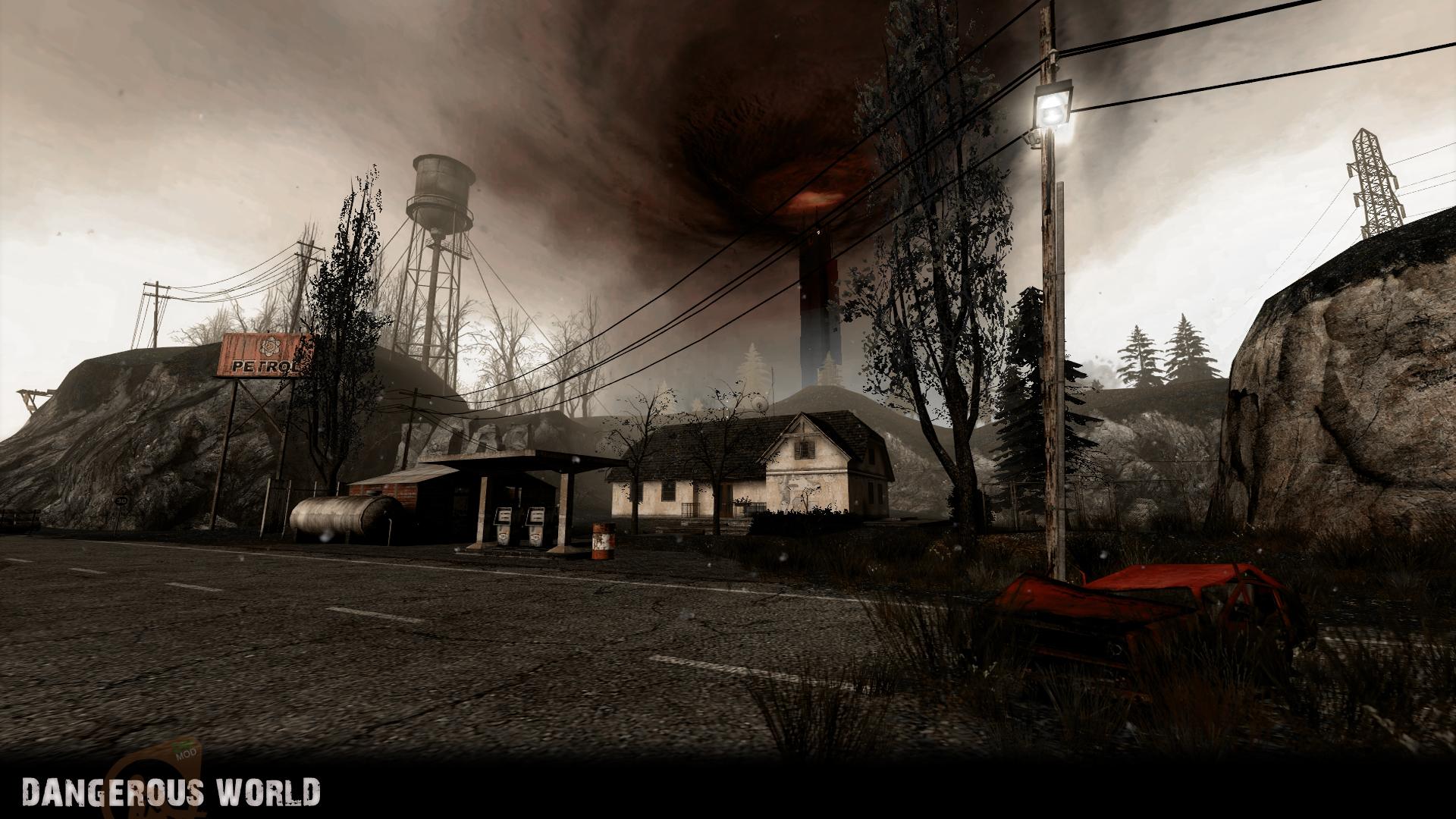 Dangerousworld Wallpaper Image Mod Db
