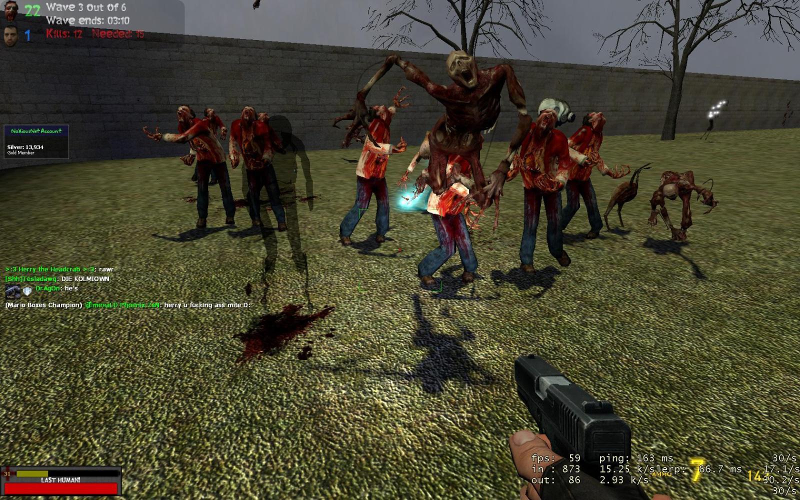 A few random images - Zombie Survival mod for Garry's Mod ... Gmod Zombie Survival Map on gmod zombies vs humans, gmod sniper, gmod godzilla survival, gmod dino survival, gmod nazi zombies,