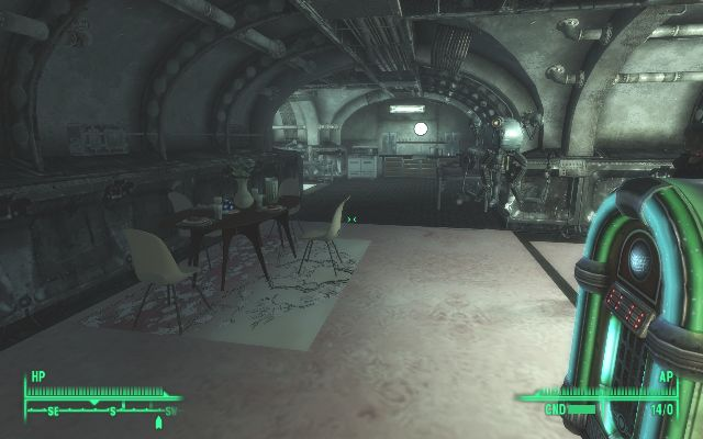 Pink Vault Hole In The Wall Mod For Fallout 3 Mod Db