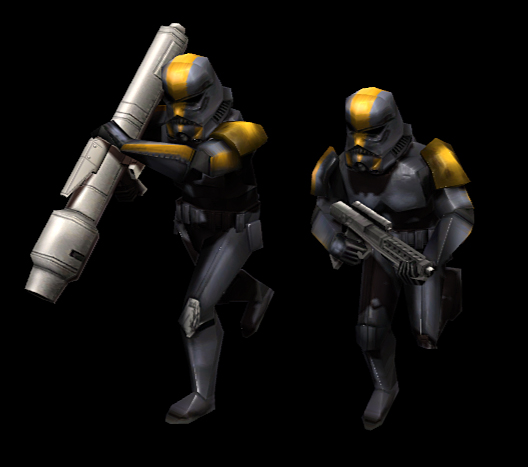 Nova Troopers Image Rise Of The Mandalorians Mod For Star Wars