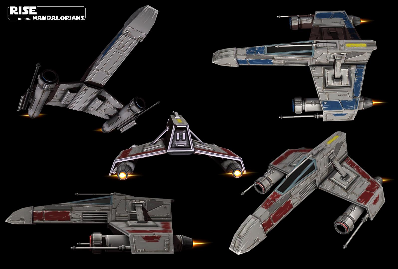 Star Wars E