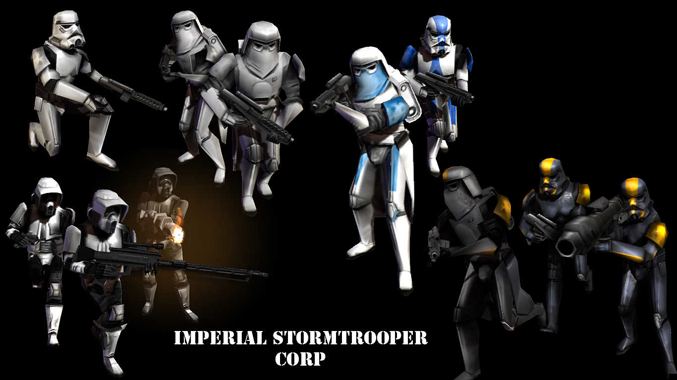Imperial Stormtrooper Corp Image Rise Of The
