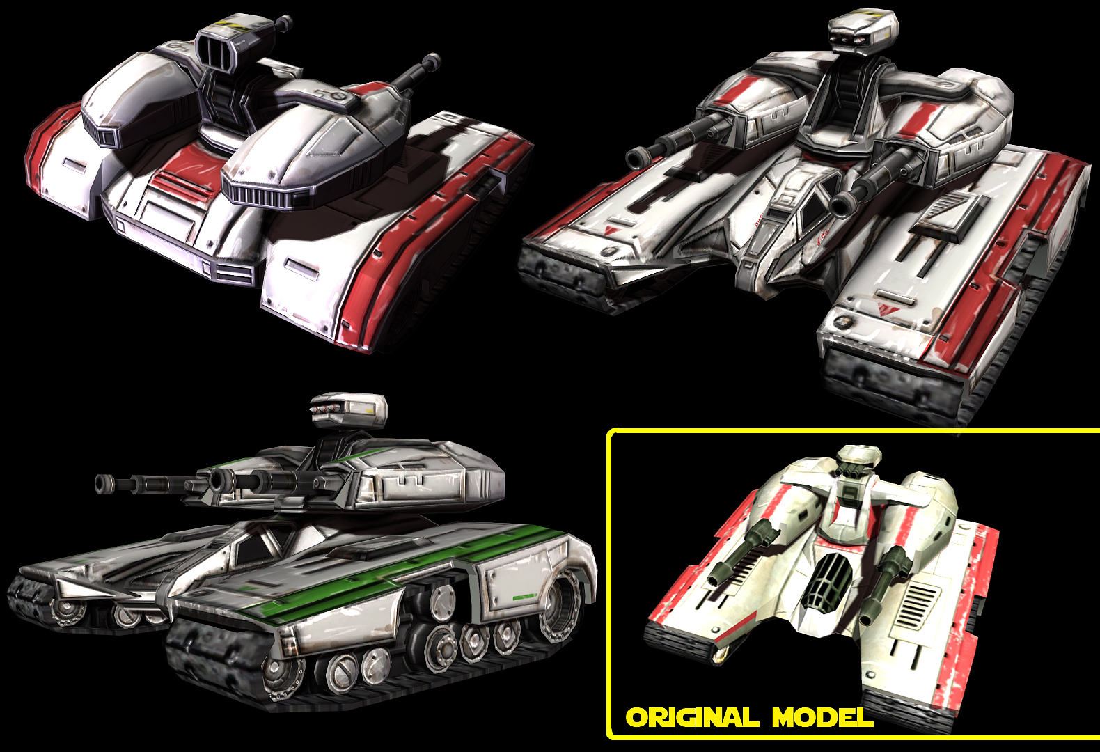 Image result for star wars t4-b tank