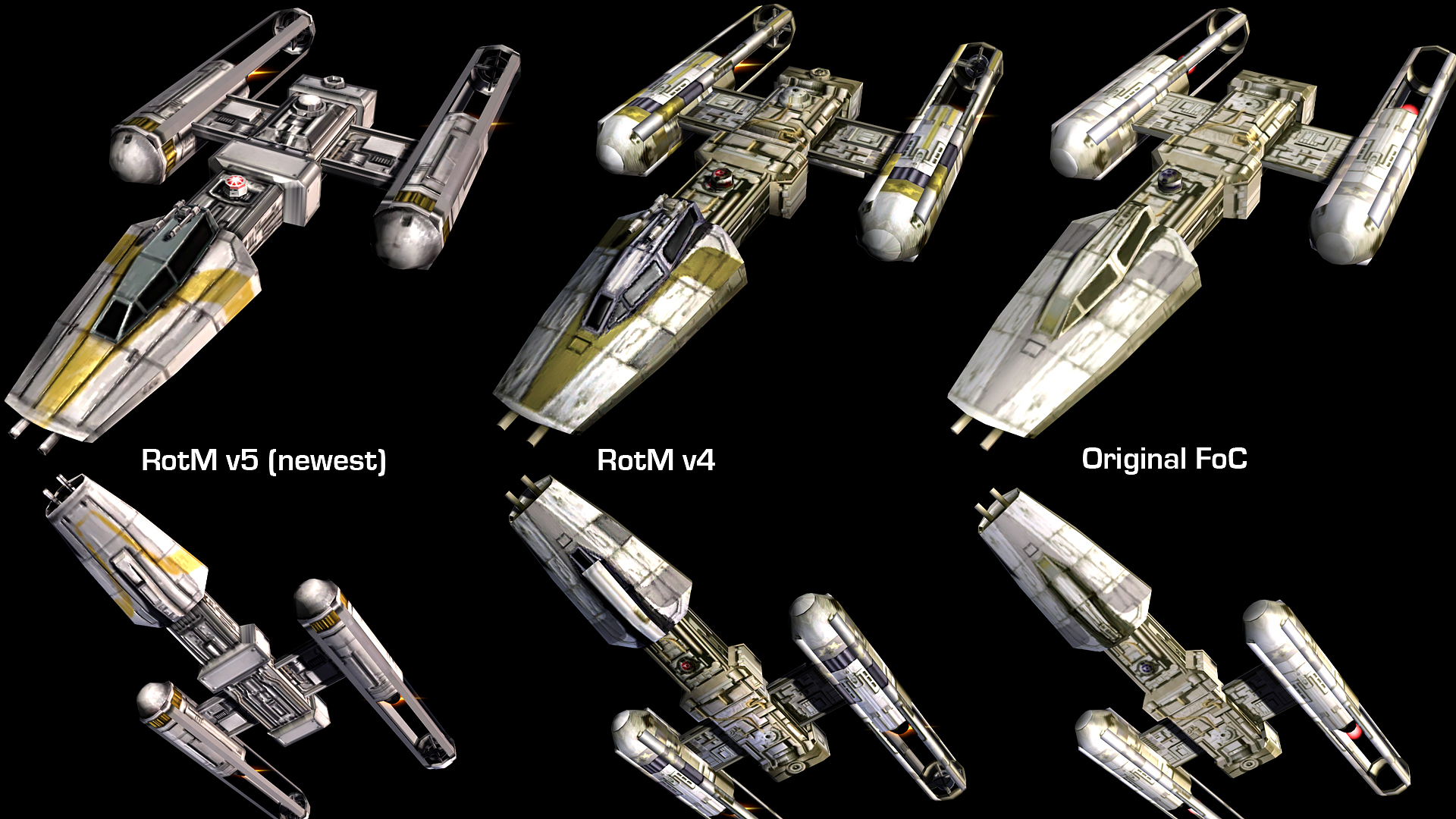 Report RSS New Y Wing View Original