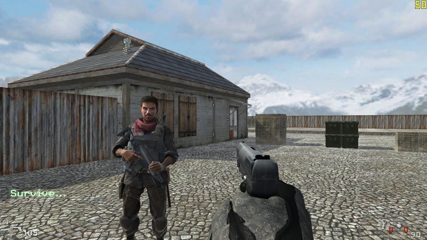 MW2 Survival FAVELA Gameplay - Call of Duty Modern Warfare ...