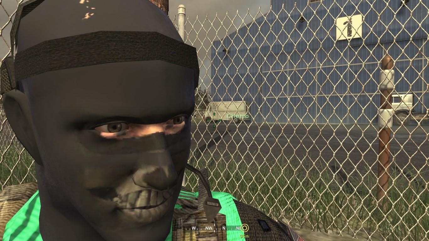 Ghost's Balaclava image - Battlefield 4: The End of Modern Warfare ...