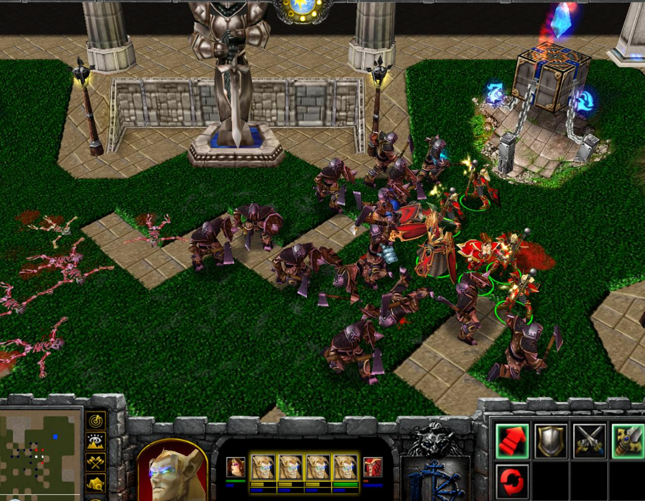 Warcraft 3 frozen throne orc scenario porn photos