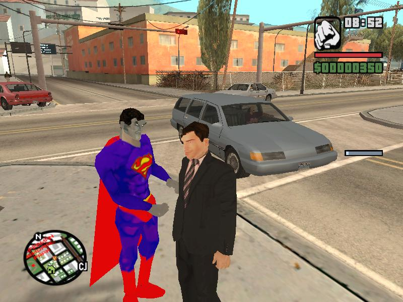 Gta san andreas batman v superman dawn of justice mod gtainside. Com.