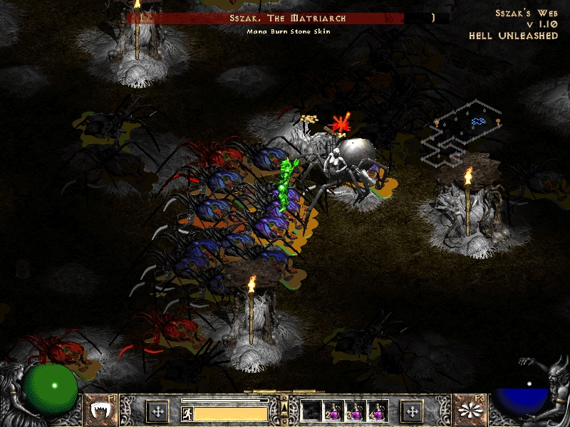 Diablo 2 Lord of Destruction - Opening - PC/MAC - YouTube.