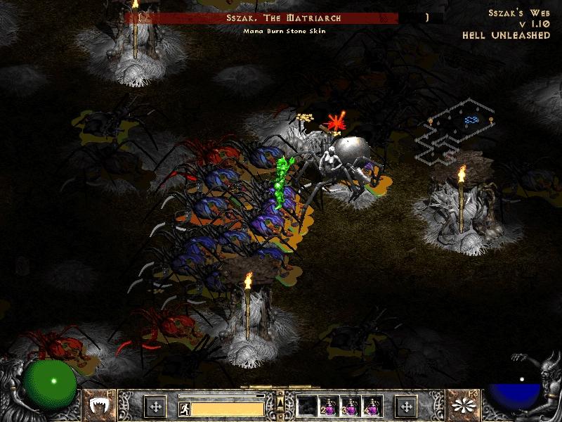 Diablo 2 Lord of Destruction - Opening - PC/MAC - YouTube.