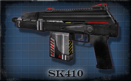 Version 10 - SK-410 Shotgun image - Ballistic Weapons