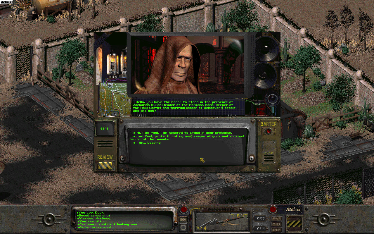 New Piccies image - Mutants Rising mod for Fallout 2 - Mod DB