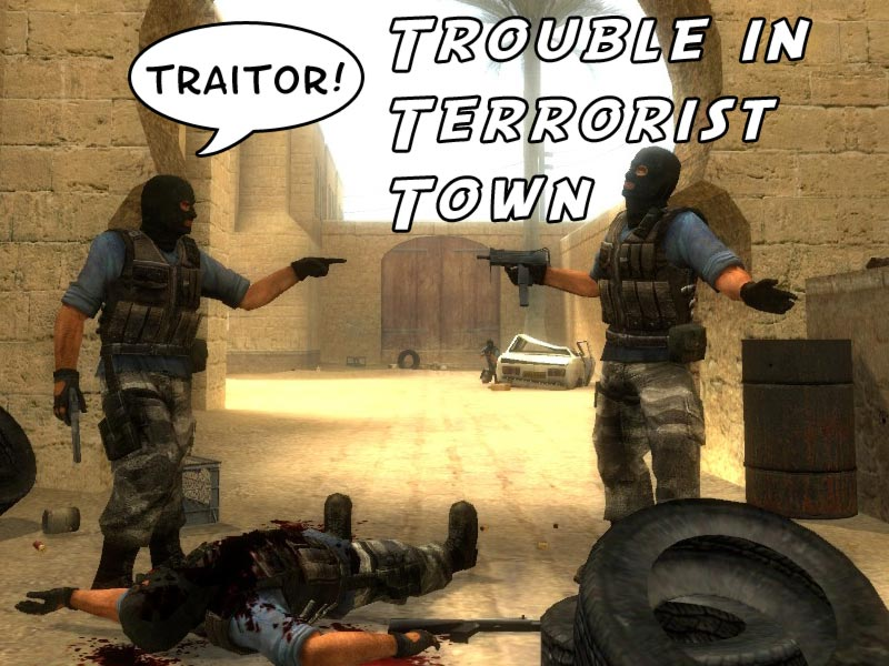 Trouble in Terrorist Town mod for Garry's Mod - Mod DB